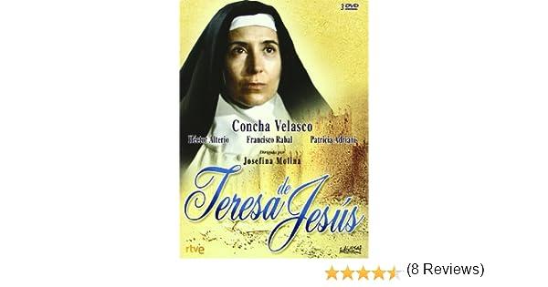 Pack: Teresa de Jesús [DVD]: Amazon.es: Concha Velasco, Héctor Alterio, Francisco Rabal, Patricia Adriani, Tony Isbert, María Massip, Josefina Molina: Cine ...