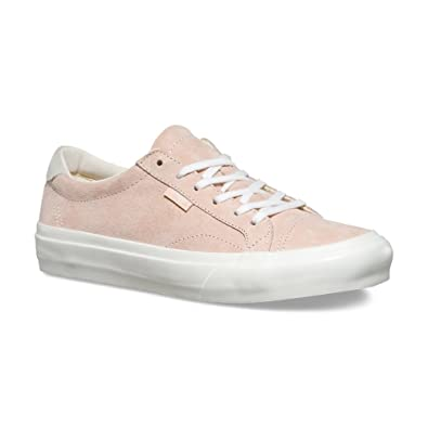 Vans Court DX (Pig Suede) Silver Peony SZ 6.5M 8.0W   Flats adef25