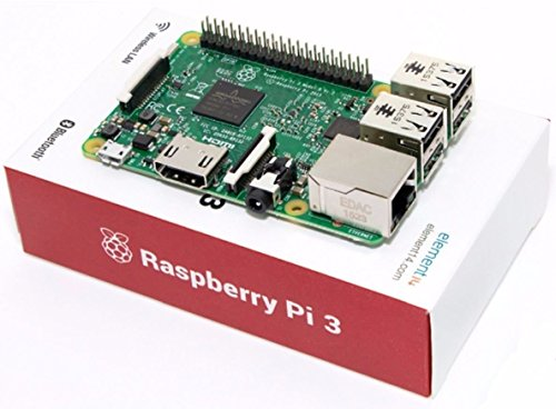 SaharaMicro SMI Raspberry Pi 3 Powered KODI Home Media Center 8GB, HDMI, WiFi, Black ABS Case, 5V 2.5A Power, MINI Wireless Keyboard KIT by SaharaMicro (Image #3)