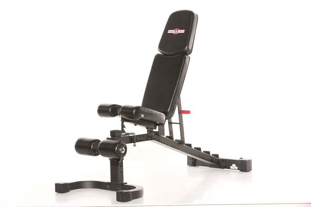 Gronk Fitness Flat/Incline/Decline Commercial Bench by Gronk Fitness Products