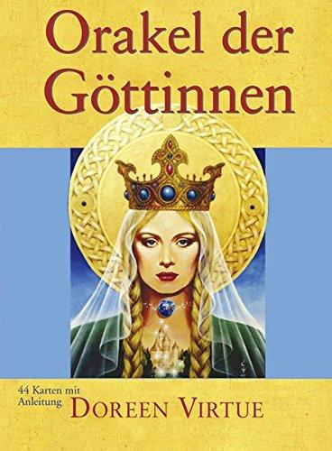 Orakel der Göttinnen: 44 Orakel-Karten und Anleitung Karten – 1. April 2006 Doreen Virtue KOHA-Verlag 3936862729 Tarot