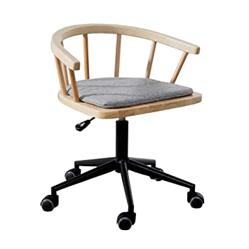 Computer Chair Home Simple Modern Study Room Chair Handrail Nordic
