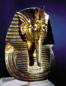 Editions Ricordi 2801N24016 - Puzzle de 1000 piezas del cuadro Máscara mortuoria de Tutankamón