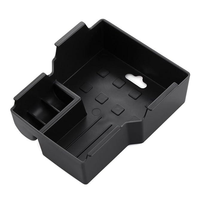 TOPDECO Armrest Box Center - Caja de Almacenamiento Secundaria ...