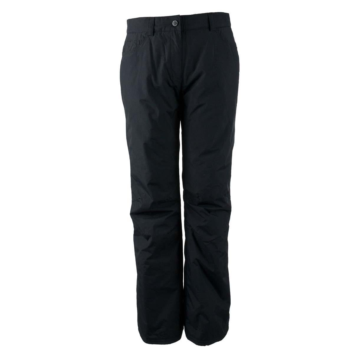 Obermeyer Jewel Jean Womens Ski Pants - 16/Black by Obermeyer