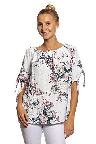 en Ig019 Varios Blusas Italia a Hecho Transici Mujer Joven Blusas Sexy Moda Camisas colores Tops ni Abbino TxwqzF4UF