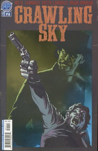 Crawling Sky #1 (of 5) Comic Book - Antarctic -