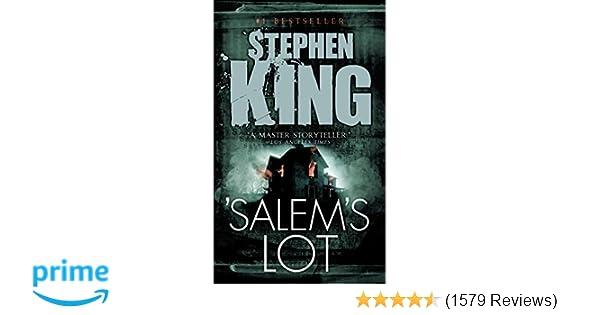 4848d2fab8  Salem s Lot  Stephen King  9780307743671  Amazon.com  Books