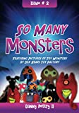 So Many Monsters, Danny Pettry, 1470149176