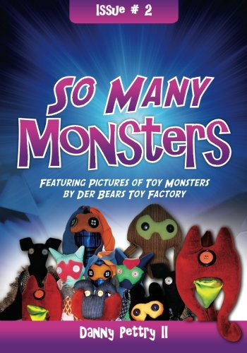 So Many Monsters (Volume 2) PDF