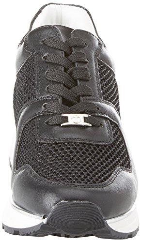 Donna T18321 Infilare Sneaker Tata Nero Italia fAq4H4TwIx