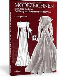 Modezeichnen mit Adobe Illustrator: Einführung und fortgeschrittene Techniken