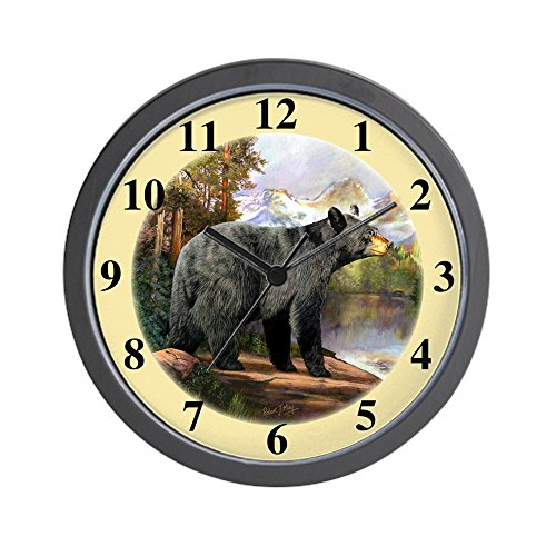 CafePress - Black Bear - Unique Decorative 10
