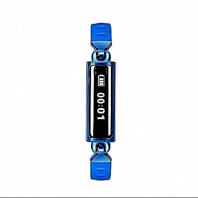Fitness tracker, Montre Connectée Smart Bracelet tracker d'activité Bracelet Bluetooth avec podomètre Moniteur de sommeil Étape Calorie Compteur Bracelet Bluetooth Bracelet Sport Cconnectée