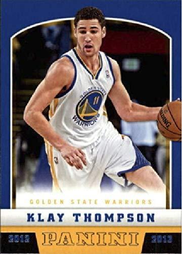 Thompson Rookie Card - 2012-13 Panini - Klay Thompson - Golden State Warriors NBA Basketball Rookie Card RC #207