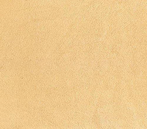 Velboa Fabric Faux Fake Solid Fur Camel / 60