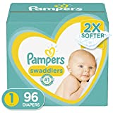Diapers Newborn/Size 1 (8-14 lb), 96 Count