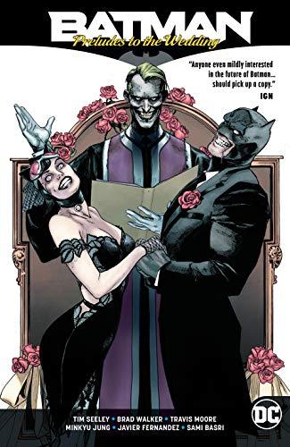 Batman: Preludes to the Wedding (Batman: Prelude to the Wedding (2018))]()