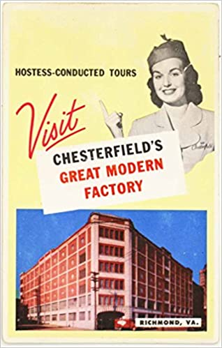 Hostess Tours of the Chesterfield Factory (Richmond Virginia