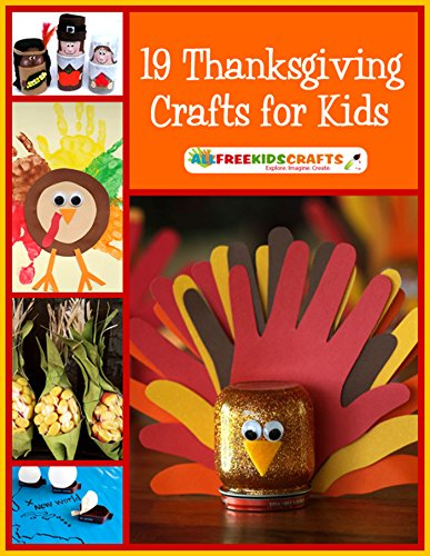 (19 Thanksgiving Crafts for)