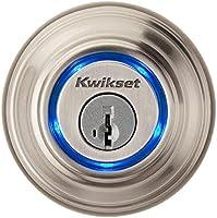 Kwikset 99250-015 Kevo Cerradura Bluetooth, níquel