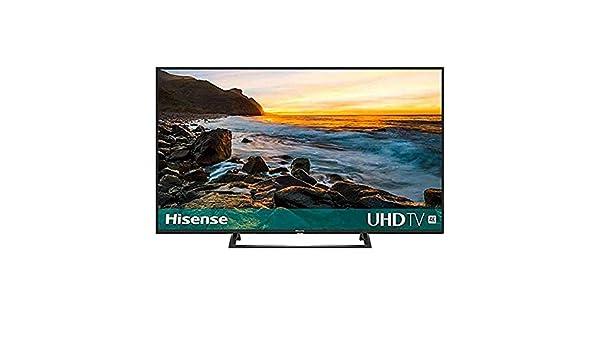 TELEVISOR 43 43B7320 UHD STV WiFi HDR Slim HISENSE: Amazon.es: Electrónica