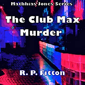 The Club Max Murder Audiobook