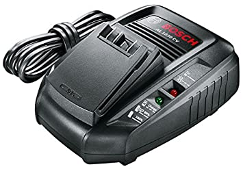 Bosch AL 1830 CV - Cargador para baterías (14,4 V y 18 V, 40 minutos, Power for all)