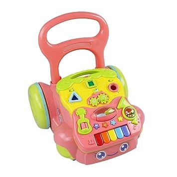 Y&MoD Andador Bebés Multifuncional Carrito, Velocidad Ajustable, 3 ...