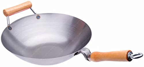 14-Inches-Carbon-Steel-Wok-with-Helper-Handle