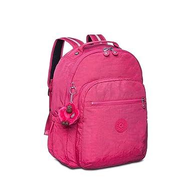 5b13729b3 Mochila Kipling Seoul Up Rosa: Amazon.com.br: Amazon Moda