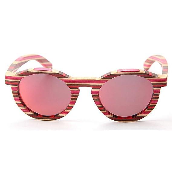 Amazon.com : Shengjuanfeng Womens Sunglasses Handmade ...