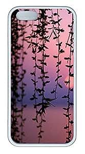 iPhone 5 5S Case nature 213 5 TPU Custom iPhone 5 5S Case Cover White