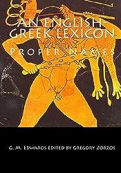 An English-Greek Lexicon: Proper Names