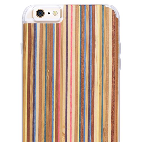 iphone 6 bumper wood - 9