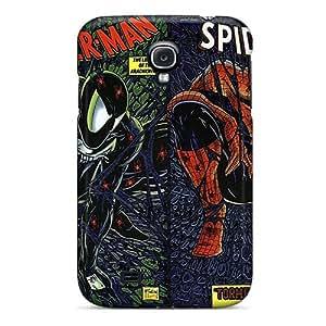 BotGU2582OjPar Faddish Spiderman Dual Cover Case Cover For Galaxy S4