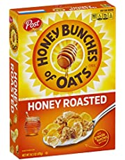 Post Honey Bunches of Oats Whole Grain Cereal, 411g