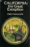 California, Carey McWilliams, 0879050624