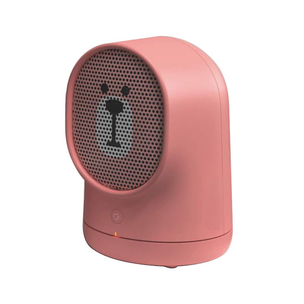 Acquisto Moolo Termoventilatori per Ventole, Riscaldatore Ceramico Portatile PTC Oscillante Temperatura Costante Radiatori Mini Quiet Over-Heat E Protezione da Ribaltamento #2 Prezzi offerte