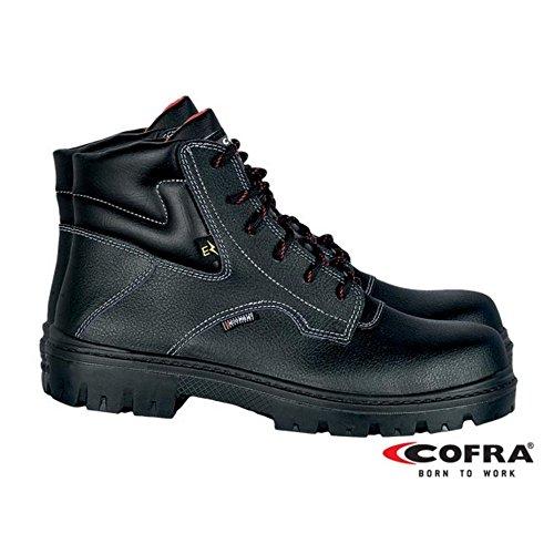 Cofra 26400-003.W42 Electrical Bis Chaussure de sécurité Taille 42 Noir