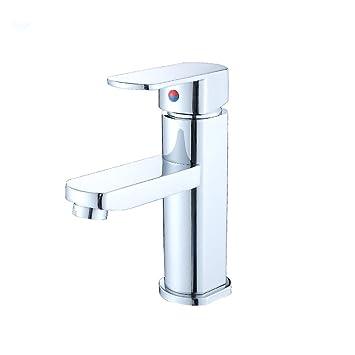 LDONGSH Waschbecken Einlochmontage Heiß Und Kalt Bad WC Badezimmer ...