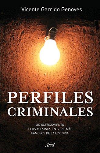Descargar Libro Perfiles Criminales Vicente Garrido Genoves