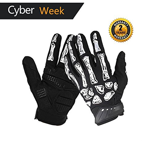 Womens Motorcycle Gloves Sale - 6