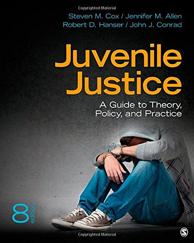 Youth with Disabilities in the Juvenile Justice System: A Nationwide Problem