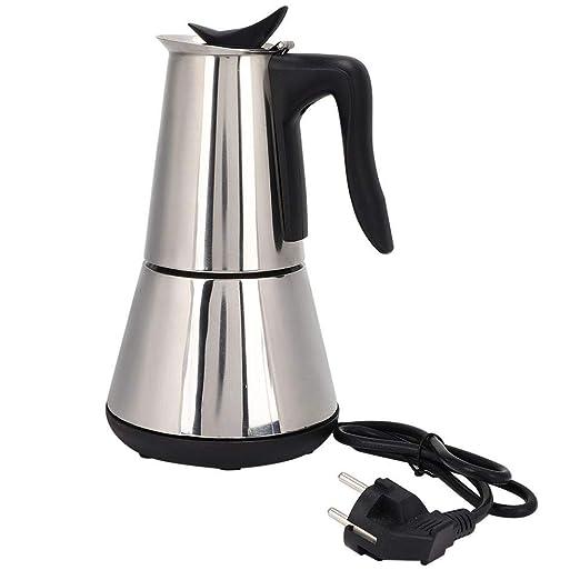 Cafetera eléctrica para el hogar portátil de 300 ml Olla ...