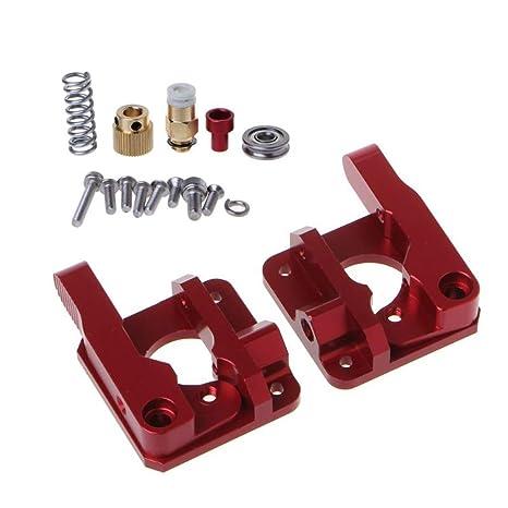 certylu Extrusora de Metal, Piezas de la Impresora 3D Mejora MK8 ...