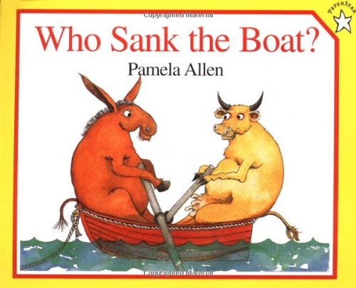 Basic Boat (Who Sank the Boat? (Paperstar))