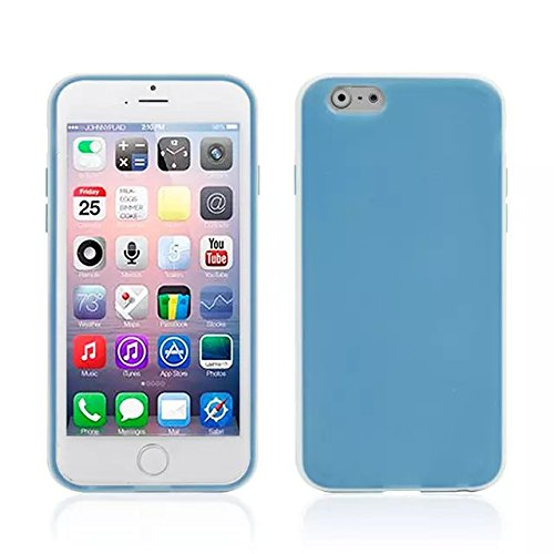 Monkey Cases® iPhone 6 - 4,7 Zoll - Double TPU Case for iphone 6 - Blau - Handyhülle - ORIGINAL - NEU/OVP - blue