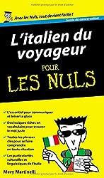 L'Italien du voyageur Guide de conversation pour les Nuls