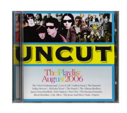 The Playlist: August 2006